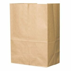 80091 Shopping Bag Brown 1 6 Bbl Pk 400