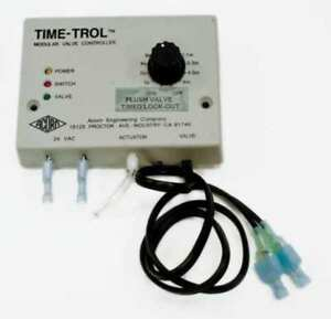 Time trol Lockout Time Box flush Valve Acorn 0710 002 001