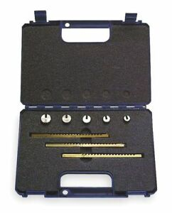 Keyway Broach Set 1 Hassay Savage Co 15315