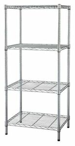 Industrial Wire Shelving h 63 w 48 d 18 Zoro Select 1ztg1
