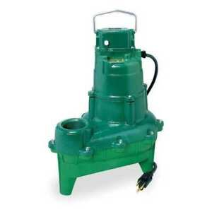 Waste mate 4 10 Hp 2 Manual Submersible Sewage Pump 230v Zoeller E264