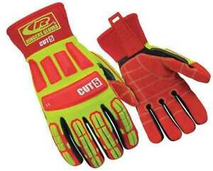 Cut Resistant Gloves 3xl ylw red pr Ringers Gloves 299 13