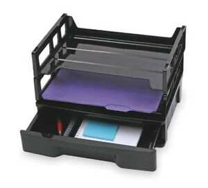 File Holder letter 2 Horiz 1 Drawer Officemate 26094