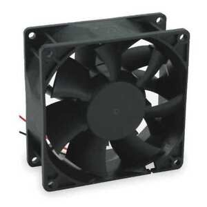 3 1 8 Square Axial Fan 48vdc Dayton 2rth8