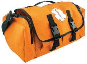 Trauma Response Bag orange Medsource Ms b3302