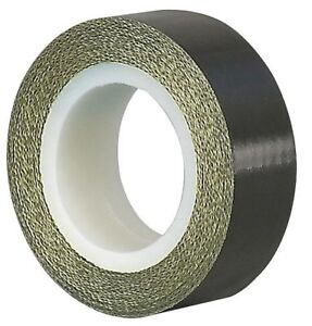 Cloth Tape 2 In X 5 Yd 5 Mil black Tapecase 15c807