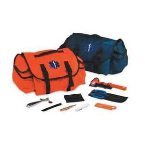 Trauma Bag Response Nylon Orange Emi 640