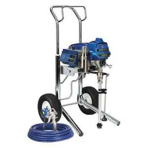 Airless Paint Sprayer cart 0 54 Gpm Graco 17c332
