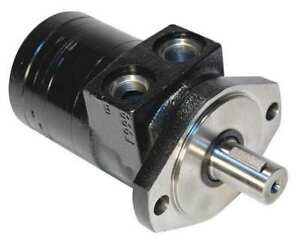 Parker Tb0036as100aaaa Hydraulic Motor 2 2 Cu In rev