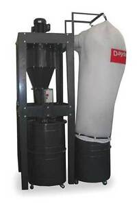Dayton 3aa29 Central Dust Collector