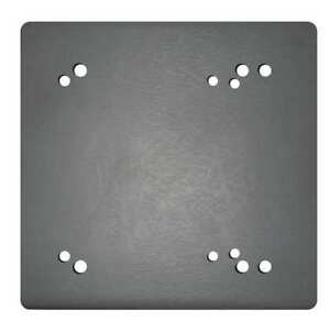 Motor Base Plate steel Zoro Select 24w718