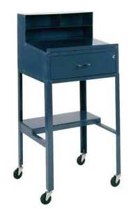 Msd 2023 95 Shop Desk 23 X 51 X 20 In Gray
