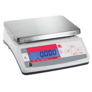 Digital Compact Bench Scale 6 6 Lb 3kg Capacity Ohaus V11p3