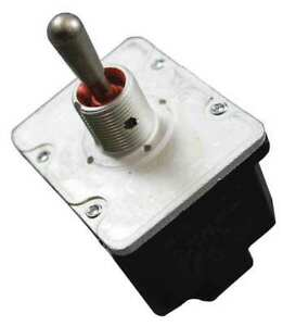 Toggle Switch 4pst 10a 250v screw