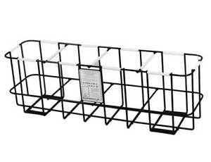 Scba Storage Rack black steel Air Systems International Tr 4