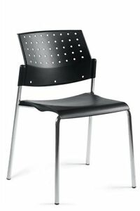 Armless Office Chairs sonic Office Guest Chair
