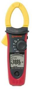 Clamp on Meter 1000kw 1000a Amprobe Acd 53nav