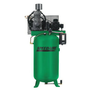 Electric Air Compressor Speedaire 35wc50