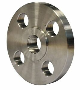 4wpw5 Flange 3 In Threaded 316 Stainless Steel
