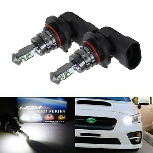 Cree Led High Beam Daytime Running Light Kit For Subaru Impreza Wrx Sti Legacy