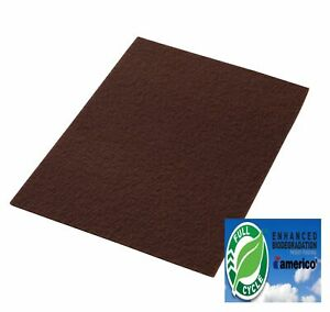 Clarke Boost 997024 Maroon Ecoprep Floor Pads 14x20 Box Of 10 Aftermarket