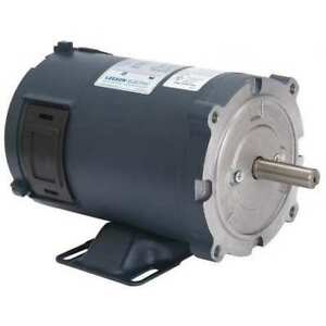 Dc Permanent Magnet Motor 21 0a 12vdc Leeson 108045 00