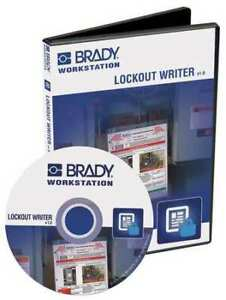 Brady Bwrk low cd Lockout Software english cd