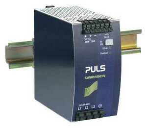 Puls Qt20 241 Dc Power Supply metal 24 To 28vdc 480w G0374206