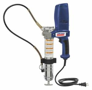 Lincoln Ac2440 120 Volt Corded Grease Gun