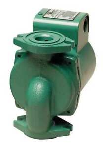 Hot Water Circulator Pump 1 6hp Taco 2400 30 3p