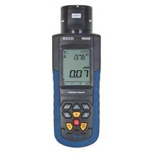Portable Radiation Meter Reed Instruments R8008