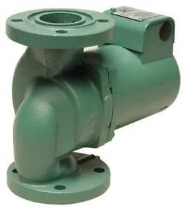 Hot Water Circulator Pump 1 2hp Taco 2400 70 3p