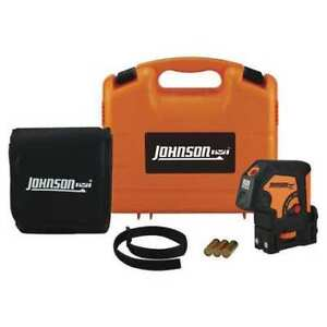 Dot Laser Level single number Of Beams 2 Johnson Level Tool 40 6692