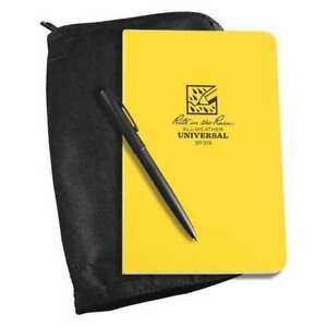 Notebook Kit 64 Sheets yellow Cover Rite In The Rain 374b kit