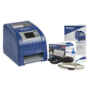 Desktop Label Printer 4 In Tape W Brady S3000