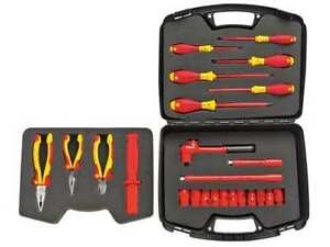 Wiha Tools 31691 Insulated Tool Set 24 Pc Number Of Cutting Tools 1