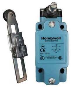 Honeywell Micro Switch Glaa20a2a 2nc 2no Dpdt Limit Switch Rotary Lever Arm Ip