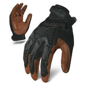 Impact Mechanics Glove black brown xl pr Ironclad Exo migl 05 xl