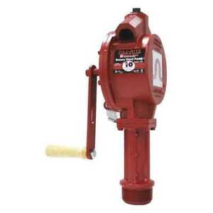 Fuel Transfer Pump 10gpm 3 4in Hose Dia Fill rite Fr110