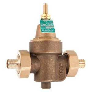 Water Pressure Reducing Valve 5 1 4 In l Watts Regulator 1 Lfn55bm1 du pex