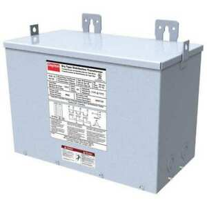 Dayton 44yv01 General Purpose Transformer 15kva wall G4610098