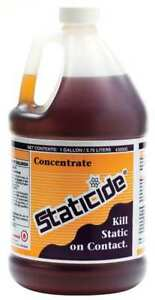 Antistatic Liquid concentrate 1 Gallon Acl Staticide 3000g