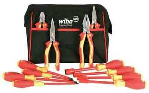 Insulated Tool Set 12 Pc Wiha Tools 32894