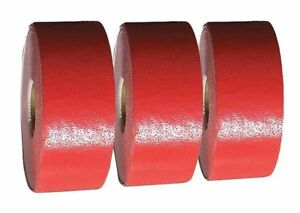 Preformed Thermoplastic red Roll pk3 Rae Pr th 3887