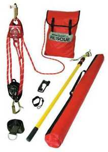 Rescue System cable 25 Ft Honeywell Miller Qp 1 25ft