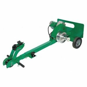 Greenlee G3 Cable Puller 2000 Lb 120v 12a