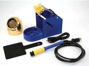 Hakko Fm2030 02 Soldering Iron Kit blue yellow 1 3m L