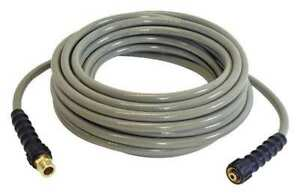 Cold Water Hose 5 16 In D 50 Ft Simpson 40226