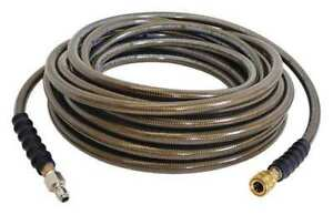 Simpson 41030 Cold Water Hose 3 8 In D 100 Ft