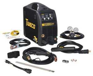 Esab W1003141 Multiprocess Welder Fabricator 3 in 1 141i Series 115